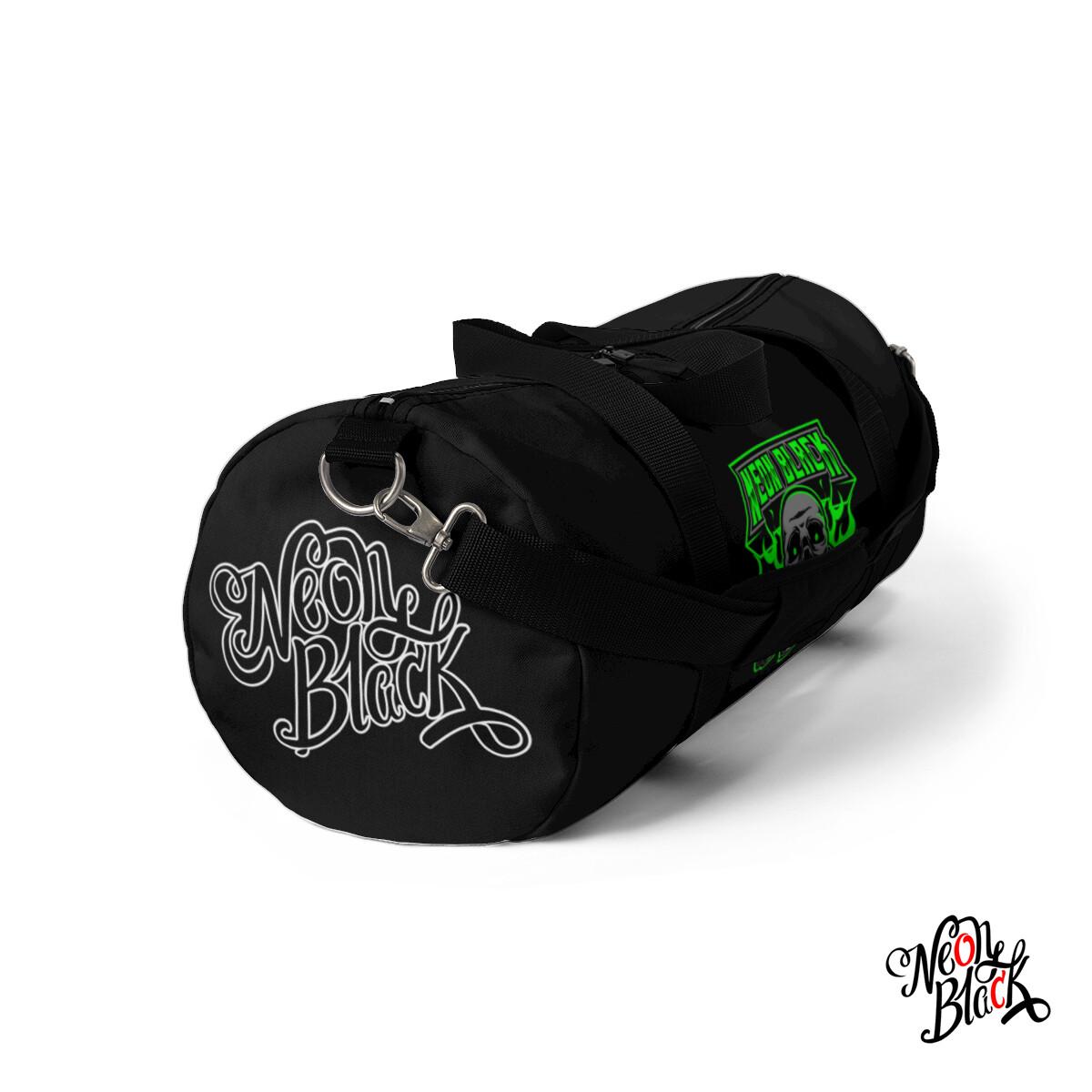 Neon Black Org. Duffle Bag