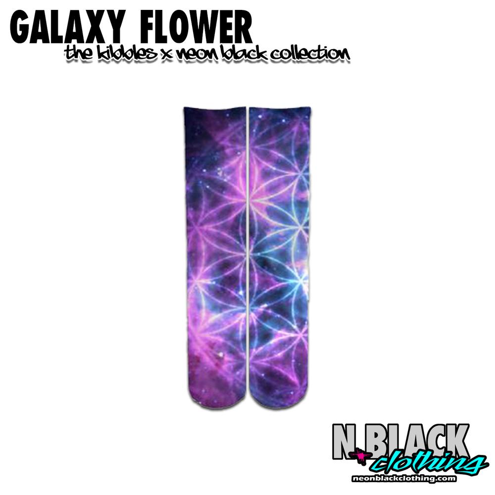 Galaxy Flower