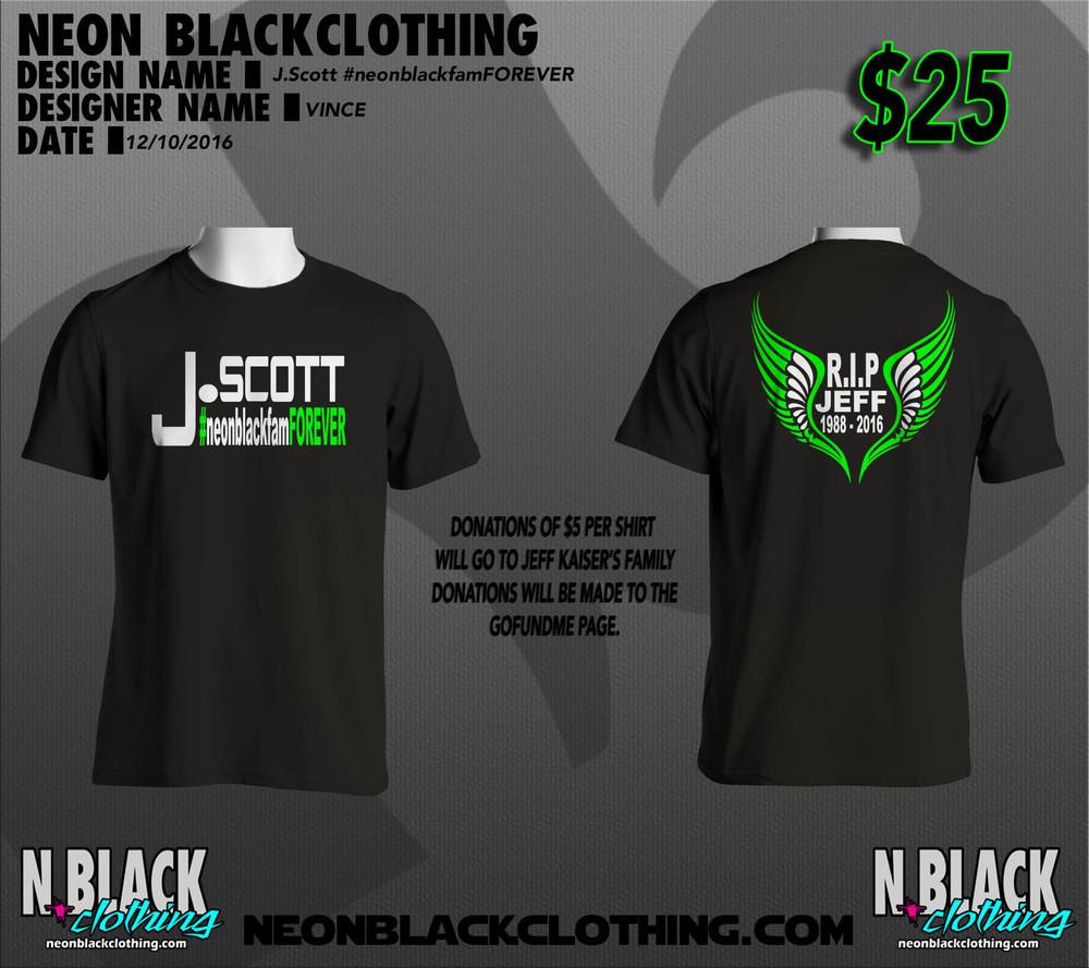 J.Scott #neonblackfamFOREVER