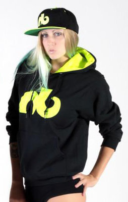 Black Out Hoody