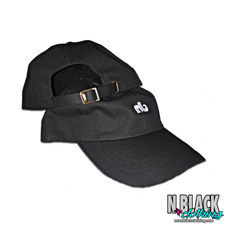 Logo - Black w/ Strap