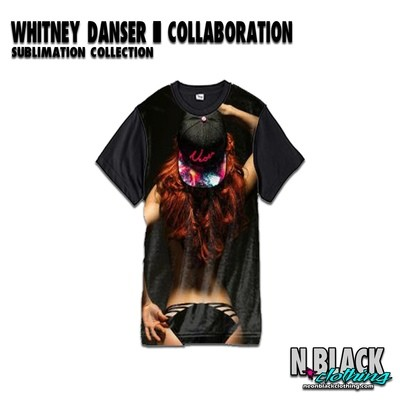 Whitney Danser - Sublimation Collection #1