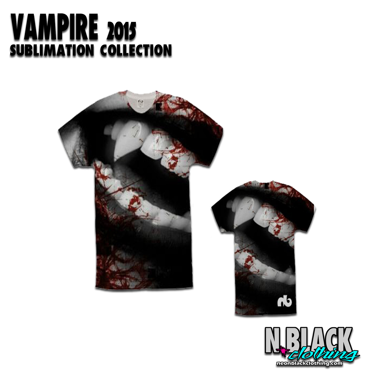 Vampire 2015 - Sublimation Collection #1.5