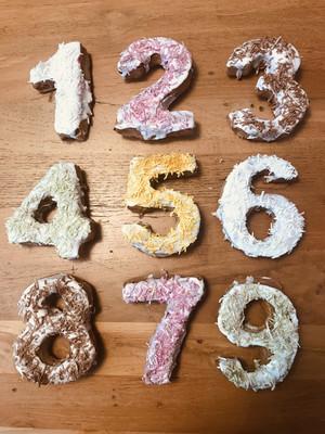 Birthday Muffins!