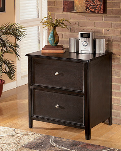Carlyle lateral file cabinet for K furniture houston