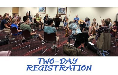 Two-Day Registration