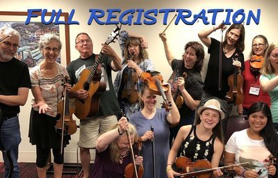 FULL REGISTRATION: Thursday 06/27 - Sunday 06/30