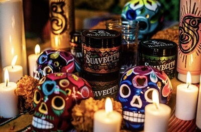 Suavecito Fall 2019 Calaca Sage (Limited Edition) (Regular Price $12.99)