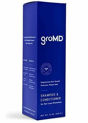 GroMD Shampoo / Conditioner 10oz with pump (Regular Price $59.99)