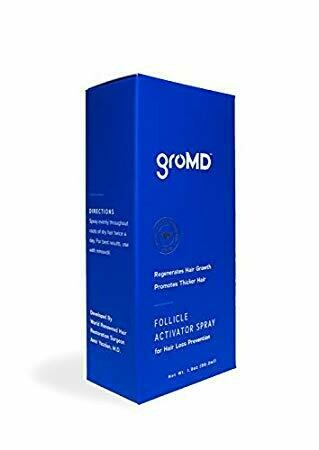 GroMD Follicle Activator Spray (Regular Price $59.99)