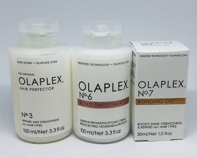 ** Olaplex Combo (#3 #6 #7)