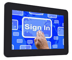 Volunteer Sign In Tablet