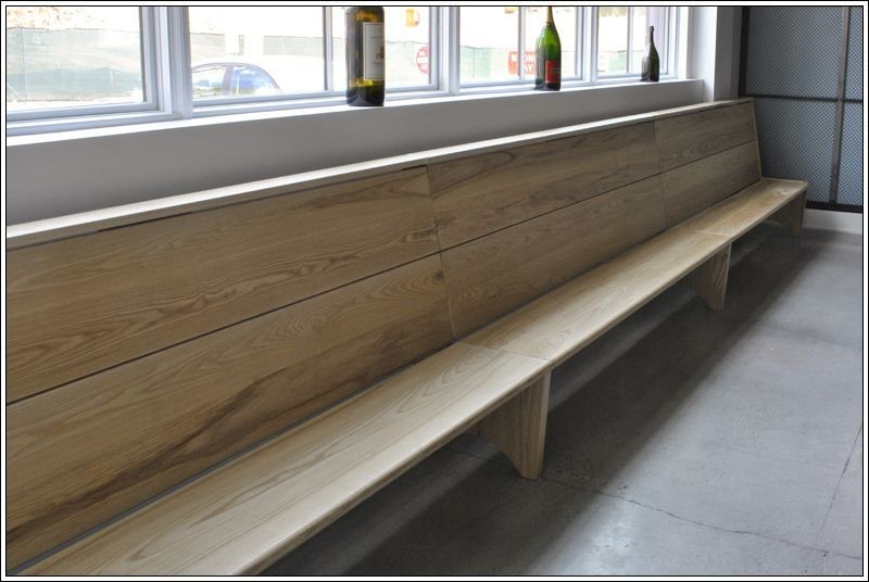 Waiting Room Benches