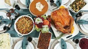 Complete Thanksgiving Dinner