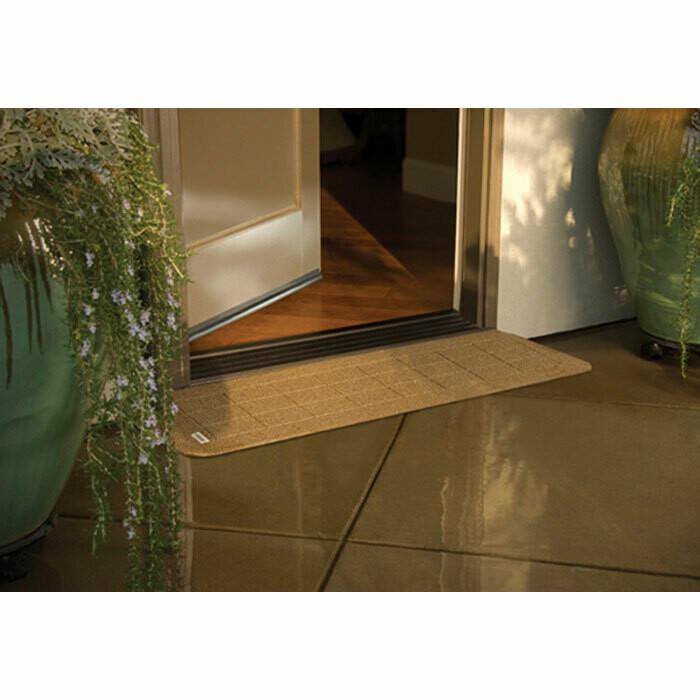 StoneCap Rubber Threshold