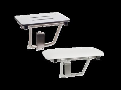 Shower Seat - Bench Style (Naugahyde; Cushion)