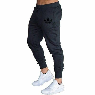 New Fits Adidas Pants Joggers Men's Casual Trousers Fitness Bodybuilding Sport