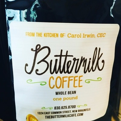 Buttermilk Coffee Whole Bean
