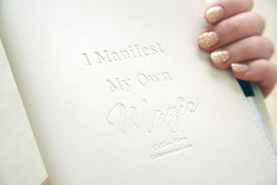 Manifesting Magic Journal and Pen