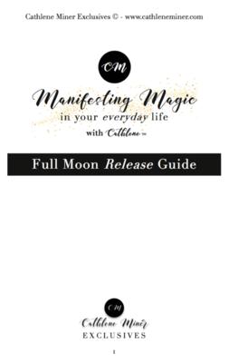 Full Moon Release Guide