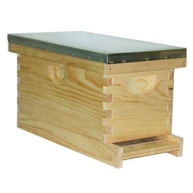 Complete 5-frame NUC Hive - Assembled 5FNUC-Complete