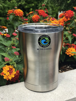 SIC Cup 12oz Tumbler - STAINLESS STEEL