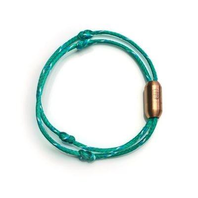 Bracenet RECYCLED bracelet - Adriatic Sea