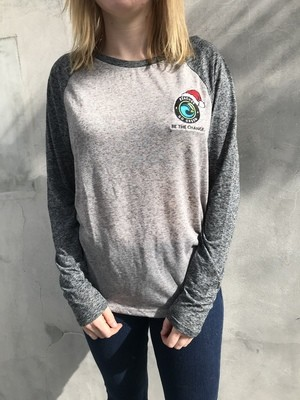 Long Sleeve Raglan Burner