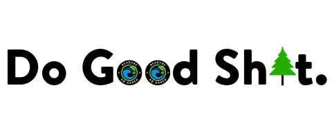Do Good Sh!t Sticker (Rectangular)