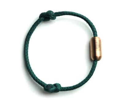Bracenet RECYCLED Bracelet - Irish Sea