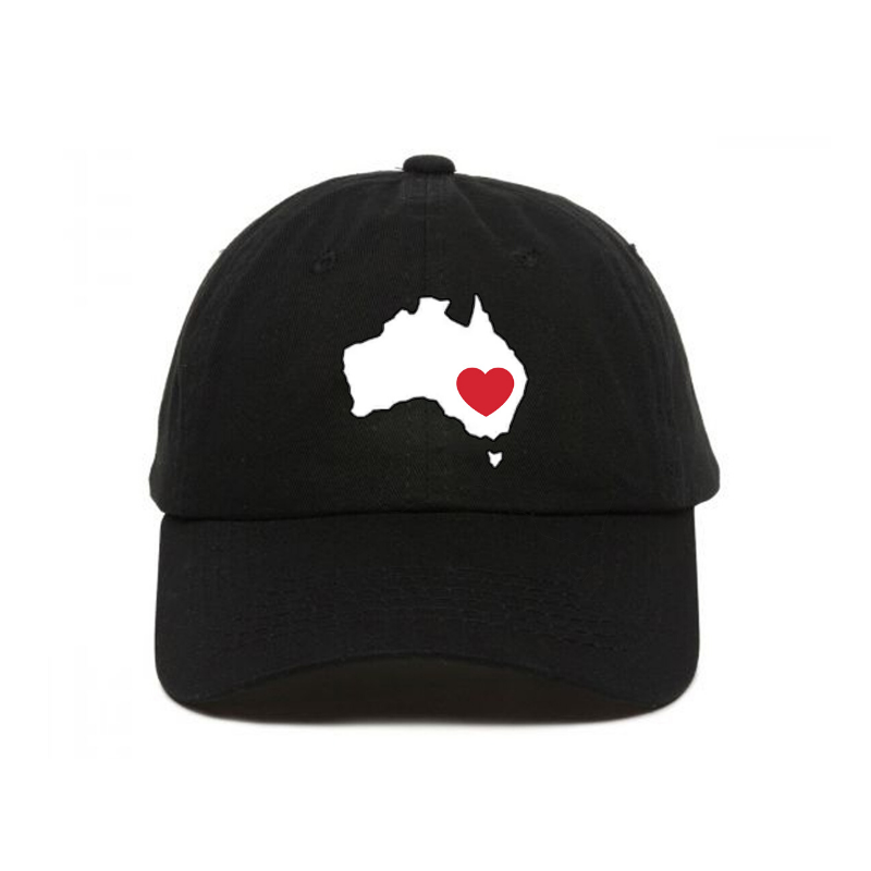 Limited Edition: Australia Fire Relief Hat | Black