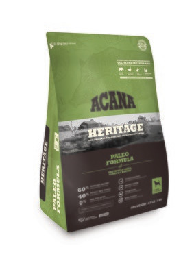 Acana Heritage Paleo 4.5lb