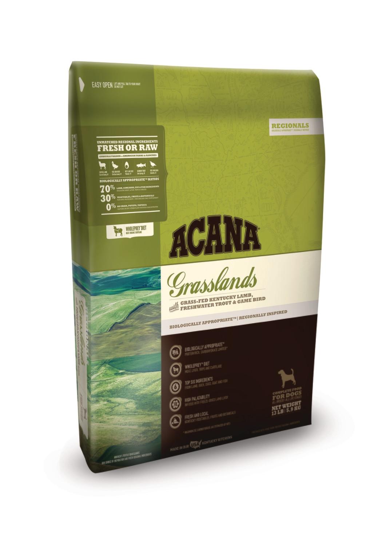 Acana Regionals Grasslands 25lb