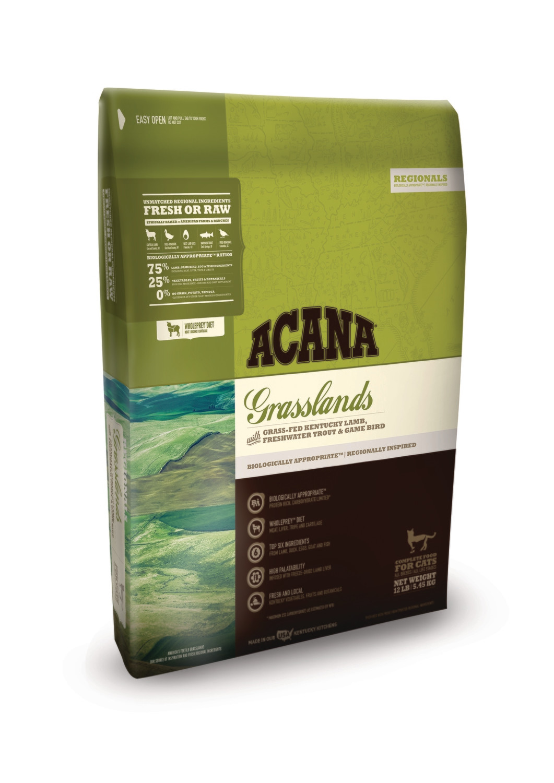 Acana Regionals Grasslands Formula 4#