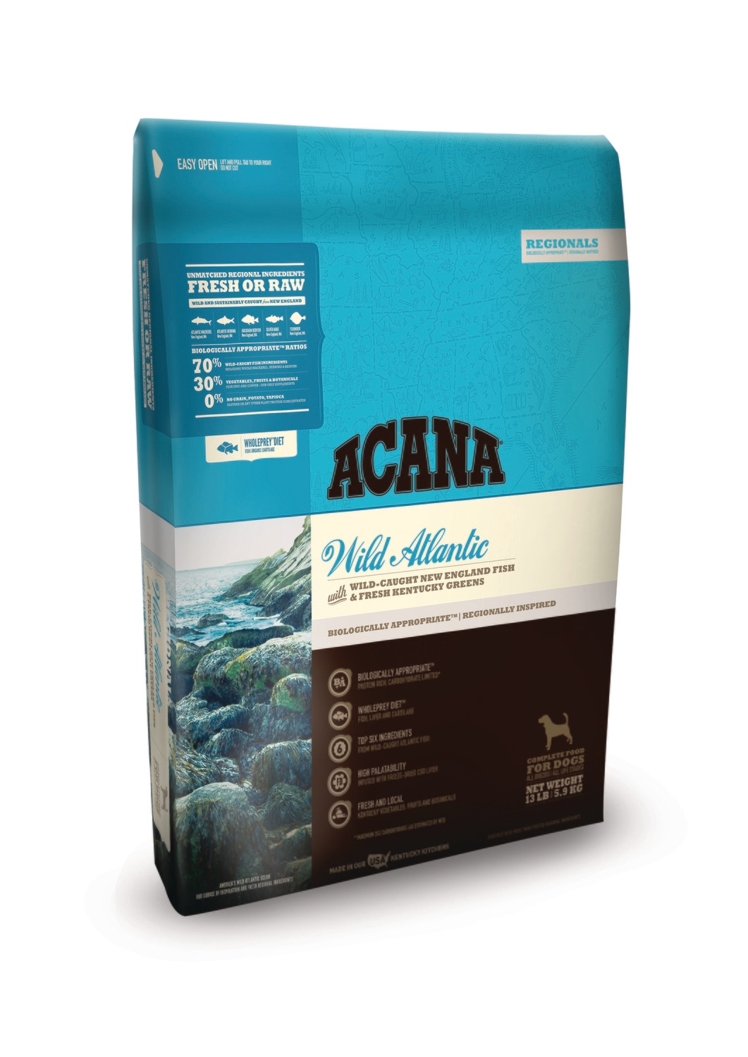Acana Regionals Wild Atlantic 25lb