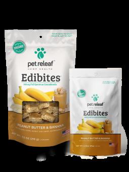 Pet Releaf Trial Size PB & Banana