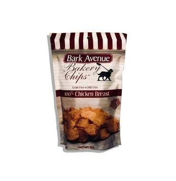 Bark Avenue Bakery Chicken Chips 6oz