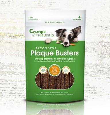 Crumps Naturals Plaque Busters Bacon 3.2oz