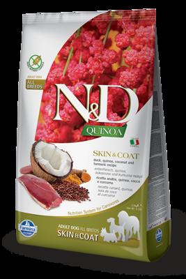 Farmina Dog LID Quinoa 15.4lb Skin & Coat/Duck