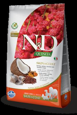 Farmina Dog LID Quinoa 5.5lb Skin & Coat/Herring