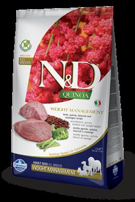 Farmina Dog LID Quinoa 15.4lb Weight Mgmt/Lamb