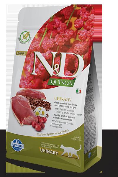 Farmina Cat LID Quinoa 3.3lb Urinary/Duck
