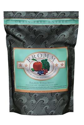 Fromm 4 Star Salmon Tunachovy 5lb