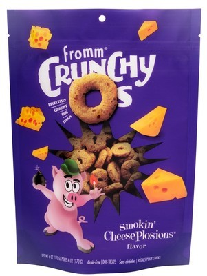 FROMM Crunchy O's Smokin' CheesePlosion
