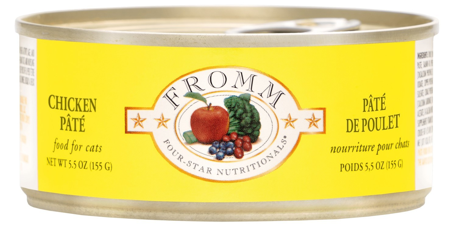 Fromm Four Star Pate Chicken