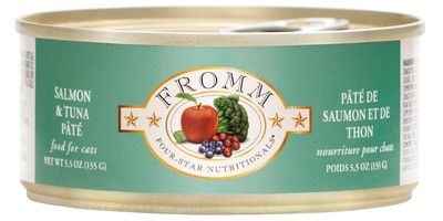 Fromm Four Star Pate Salmon & Tuna