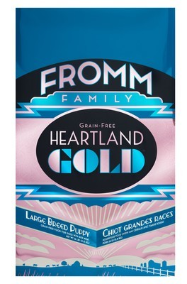 Fromm Heartland Gold Large Breed Puppy 26lb
