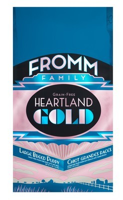 Fromm Heartland Gold Large Breed Puppy 4lb