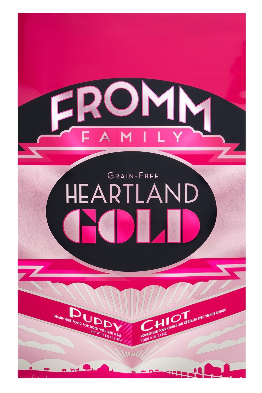 Fromm Heartland Gold Puppy 12lb