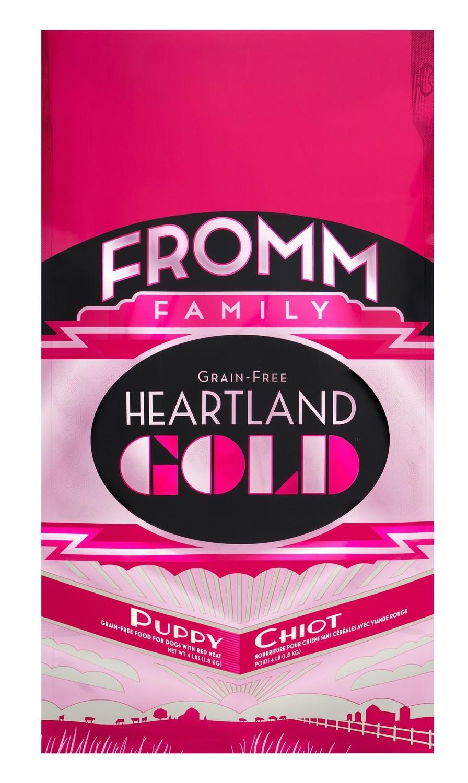 Fromm Heartland Gold Puppy 4lb